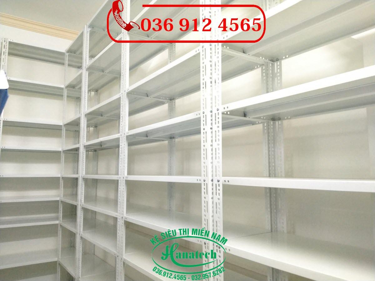 Giá kệ siêu thị V Lỗ đa năng tại Tây Ninh