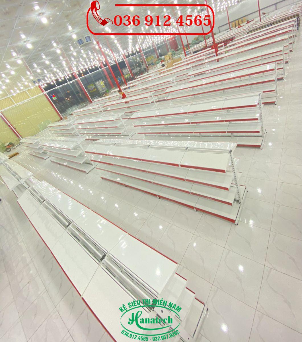 Giá kệ siêu thị tại Bình Phước