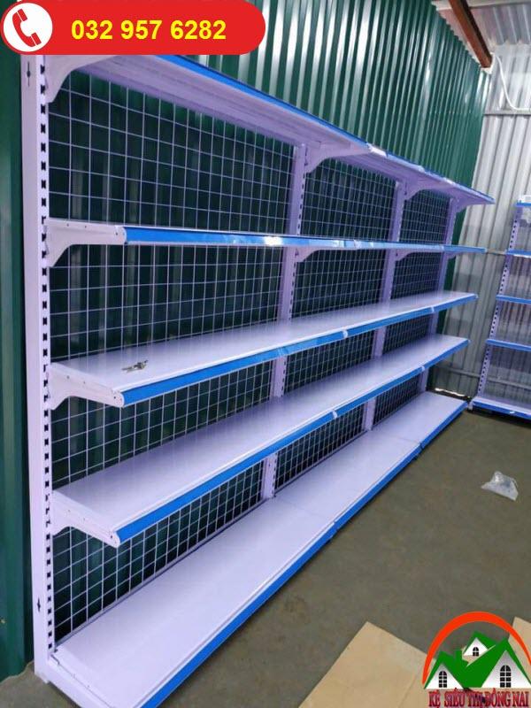 Giá kệ siêu thị tại Đồng Nai