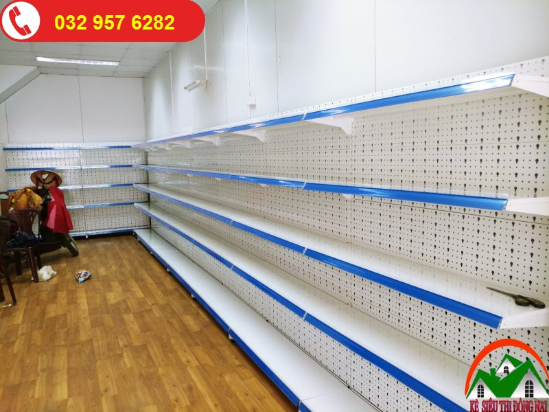 Báo giá kệ siêu thị tại đồng nai