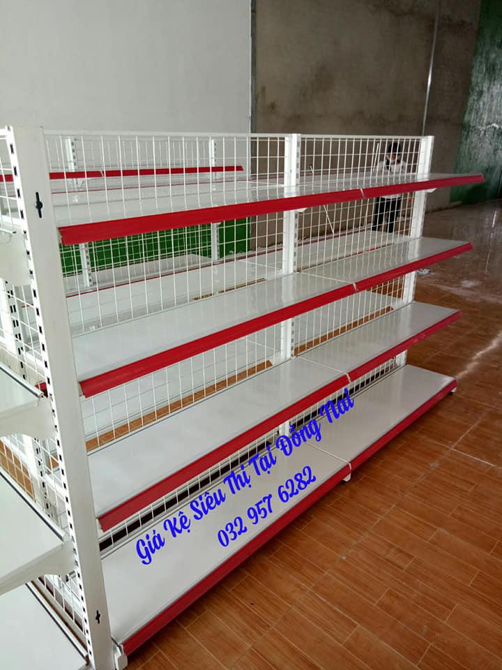 Lắp đặt kệ siêu thị tại Đồng Nai